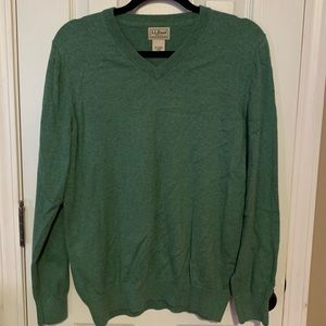💥 3 for $20 💥 L.L Bean | Green Sweater